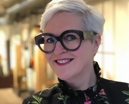 opvallende, sprekende bril